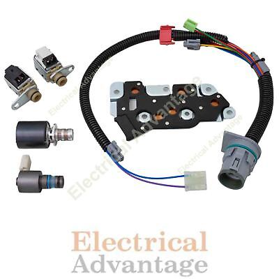 4L80E Transmission Master Solenoid Kit Epc Tcc Shift A  B Wire