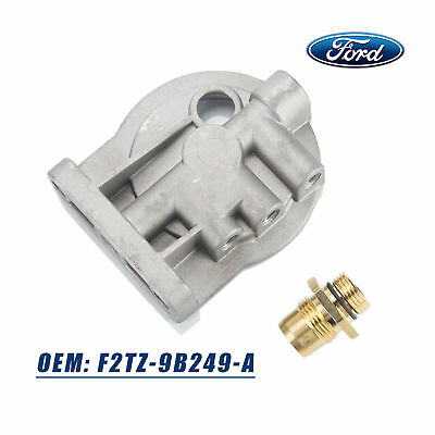 Diesel Fuel Filter Housing Header 1983-1994 F150 F250 F350 E-150 69