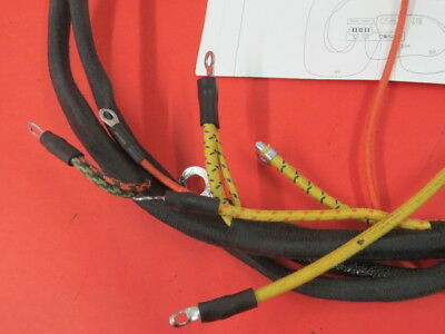 1935 1936 Ford NEW original type dash wiring harness 68-14401 For Sale