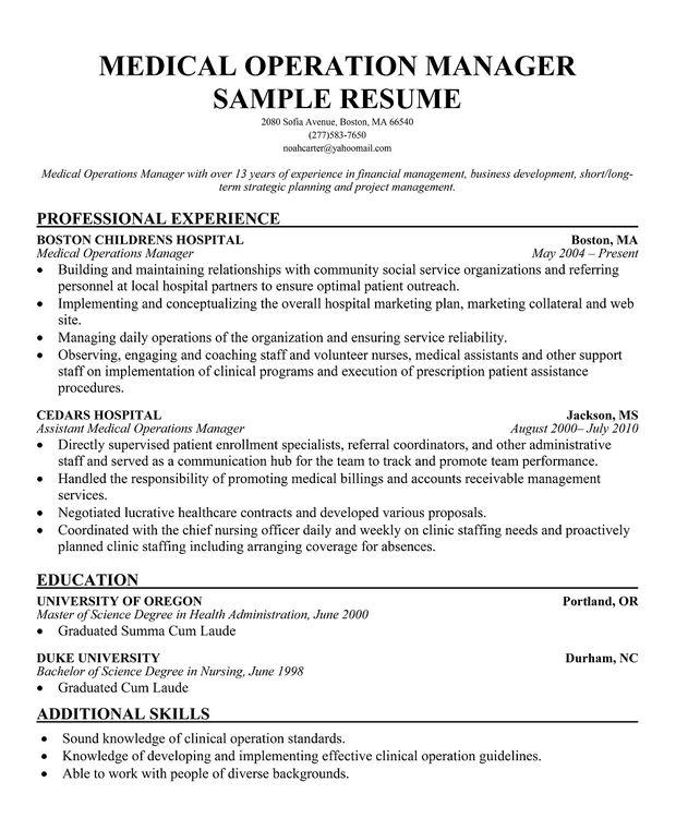 Sample Resume Cover Letter For Medical Assistant With No Within