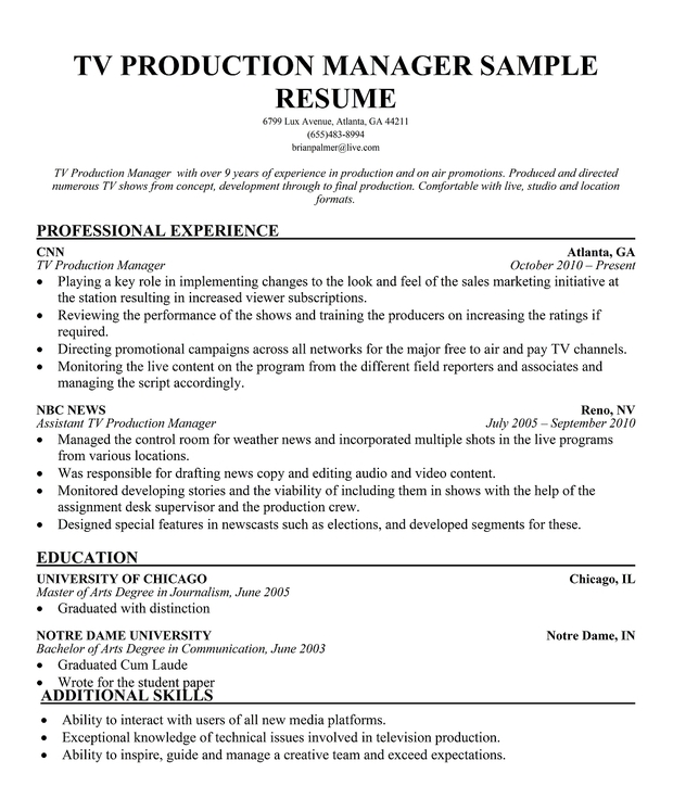 production resume template markushenritk