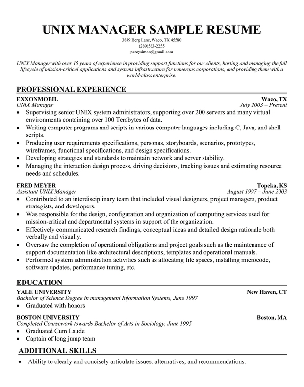 School Administrator Resume Samples  JobHero