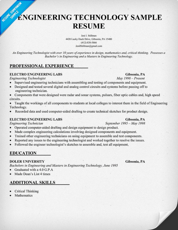Resume For Homemaker Returning To Work – Housewife Resume Examples