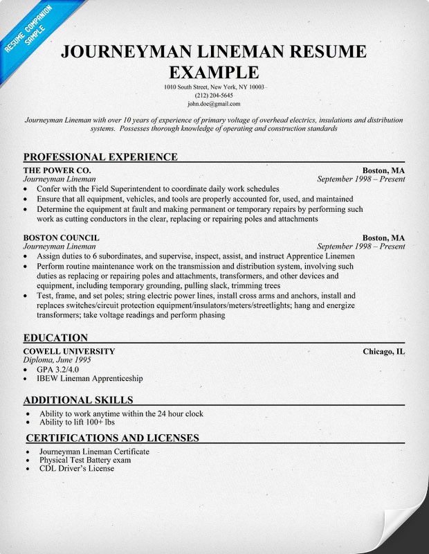 Journeyman Sheet Metal Refrigeration Skilled Trades Apprentice Electrician Resume Sample Apprentice Tattoo