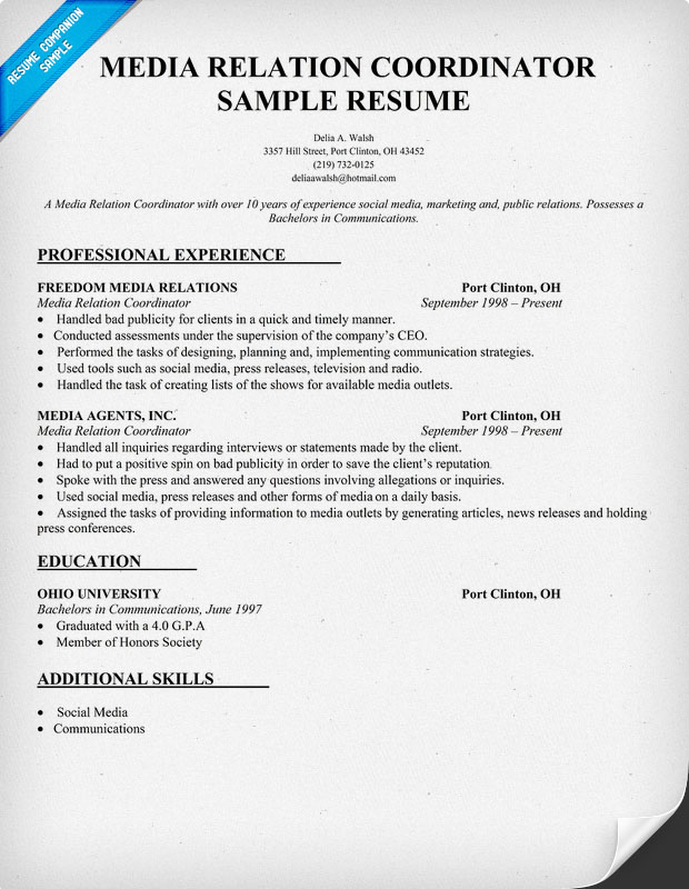 College Essay Writing Workshop St Johns County Public Library - media relation manager resume