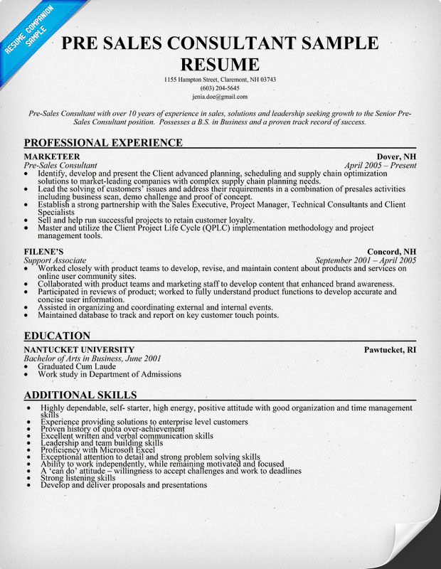 management consultant resume sample – Management Consulting Resume Example