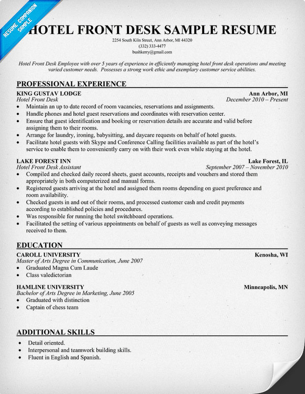 resume builders jacksonville