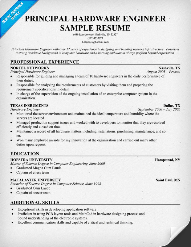 Electronic Packaging Engineer Cover Letter - sarahepps - - Packaging Engineer Sample Resume