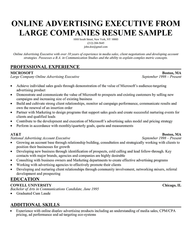 Resume writing services orange county ny