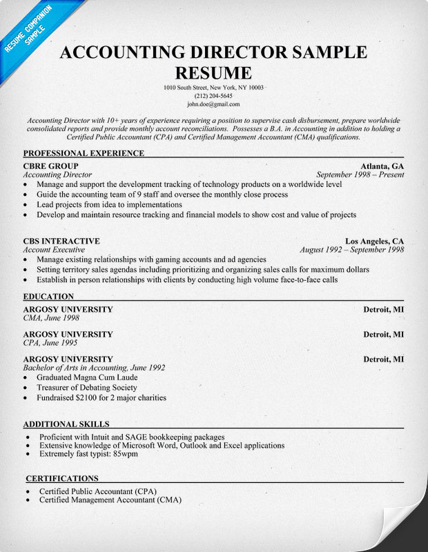 Student Essay Competition - ITS America cma accountant resume sample - certified public accountant sample resume