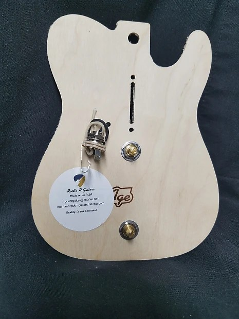 Rock\u0027n R Guitars Custom Shop Les Paul JR Wiring Harness Reverb