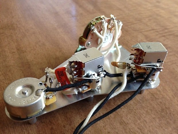 UP TO 19 Tones! Ultimate Wiring Harness Upgrade for HSS HSH Reverb