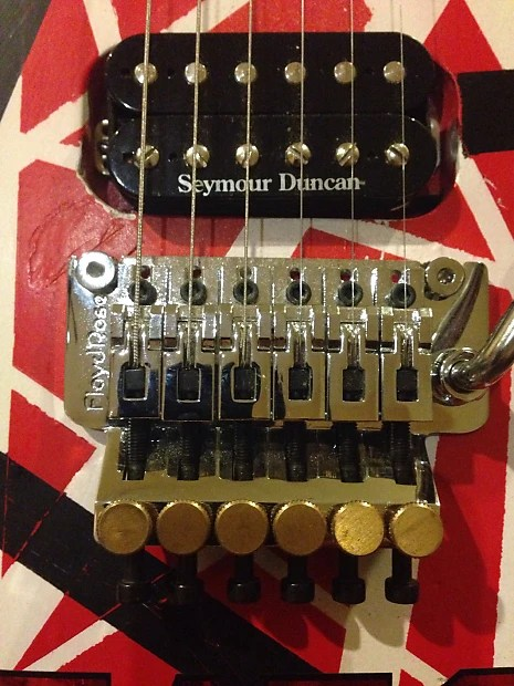 Van Halen Guitar DIY Reverb