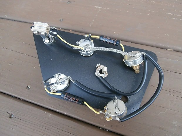 2016 Gibson ES-335 Wiring Harness OEM Reverb