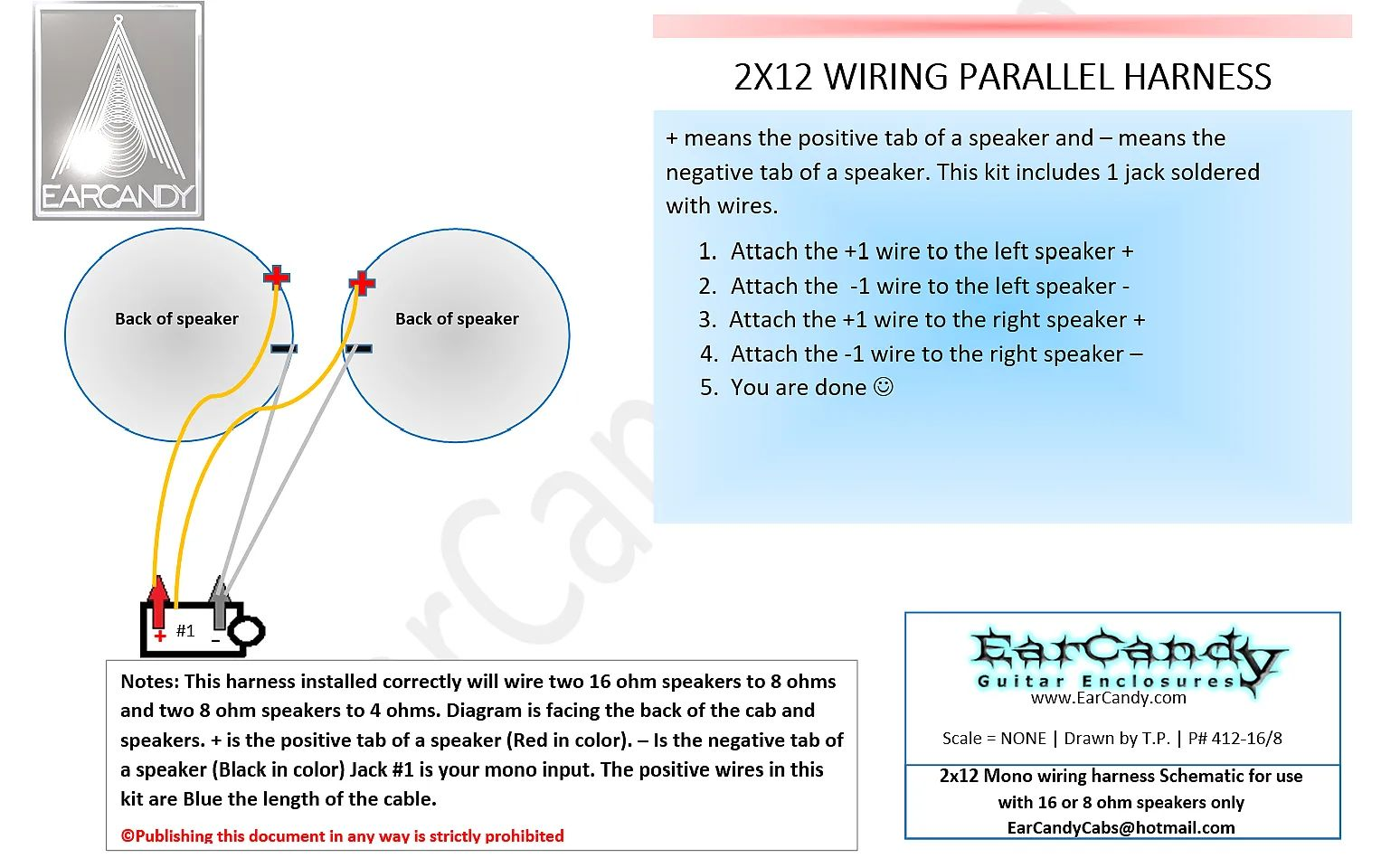 shr 1 parallel wiring diagram hot rails