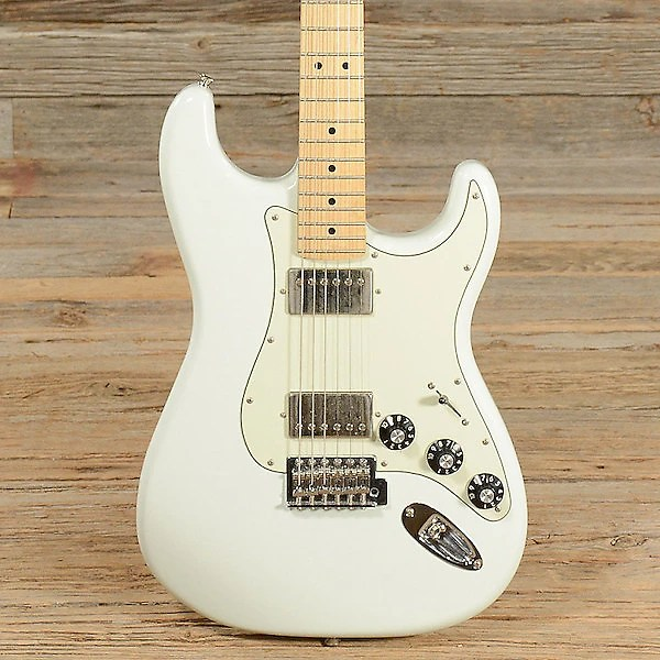 Fender Blacktop Stratocaster HH Electric Guitar Reverb