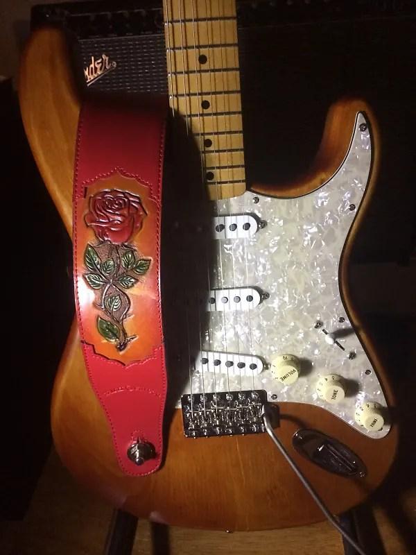Fender Stratocaster \