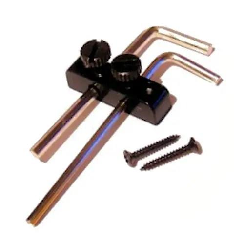 Guitar Parts Floyd Rose Allen Key Holder Set For