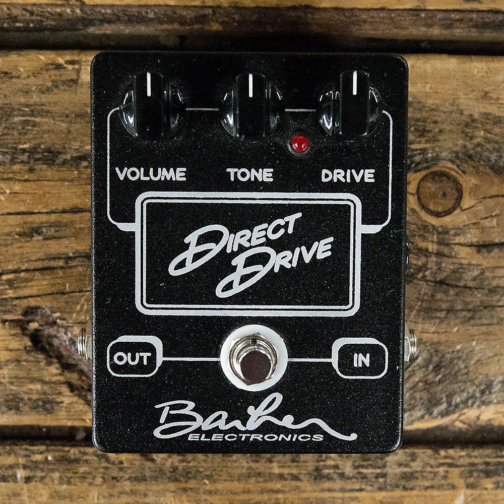 Barber Direct Drive Compact Vs Gain Changer Barber Direct Drive Reverb