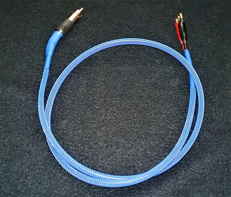 EarCandy RCA combo amp speaker wire harness for vintage amps Reverb