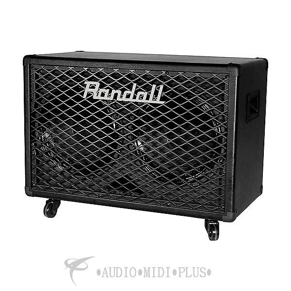 Randall 2x12 100 Watt Speaker Cabinet With Steel Grill