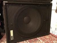 Accugroove Whappo Grande bass guitar speaker cabinet 800 ...