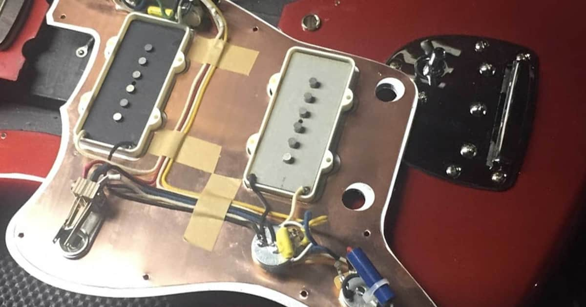 Upgrading Jazzmaster Electronics Unleash The Potential Reverb News