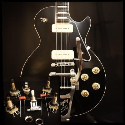 Sidewinder Guitars Jazzmaster Wiring Kit Reverb