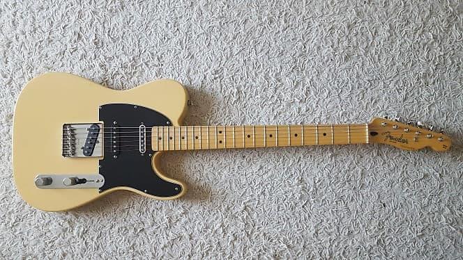 Fender Deluxe Nashville Telecaster with Porter Pickups Reverb