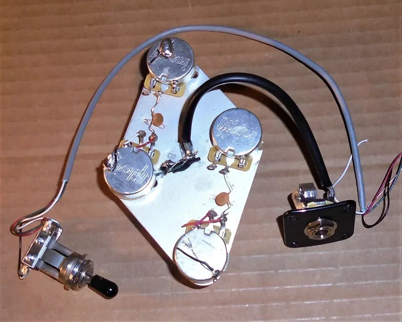 USA Gibson Les Paul BFG Pots Wiring  3 Way Switch Wiring Reverb
