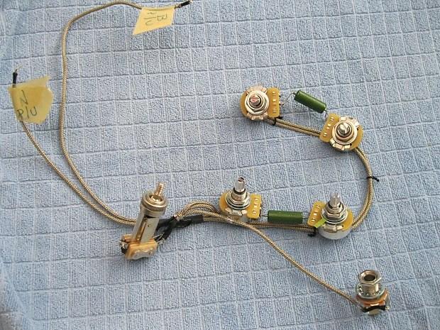 Dr Vintage ES-335/345/355 Wiring Harness Reverb