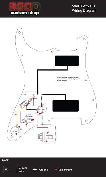 custom strat wiring harness