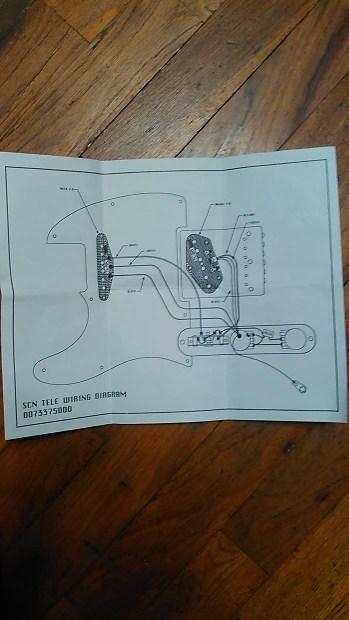 Fender Samarium Cobalt Noiseless \