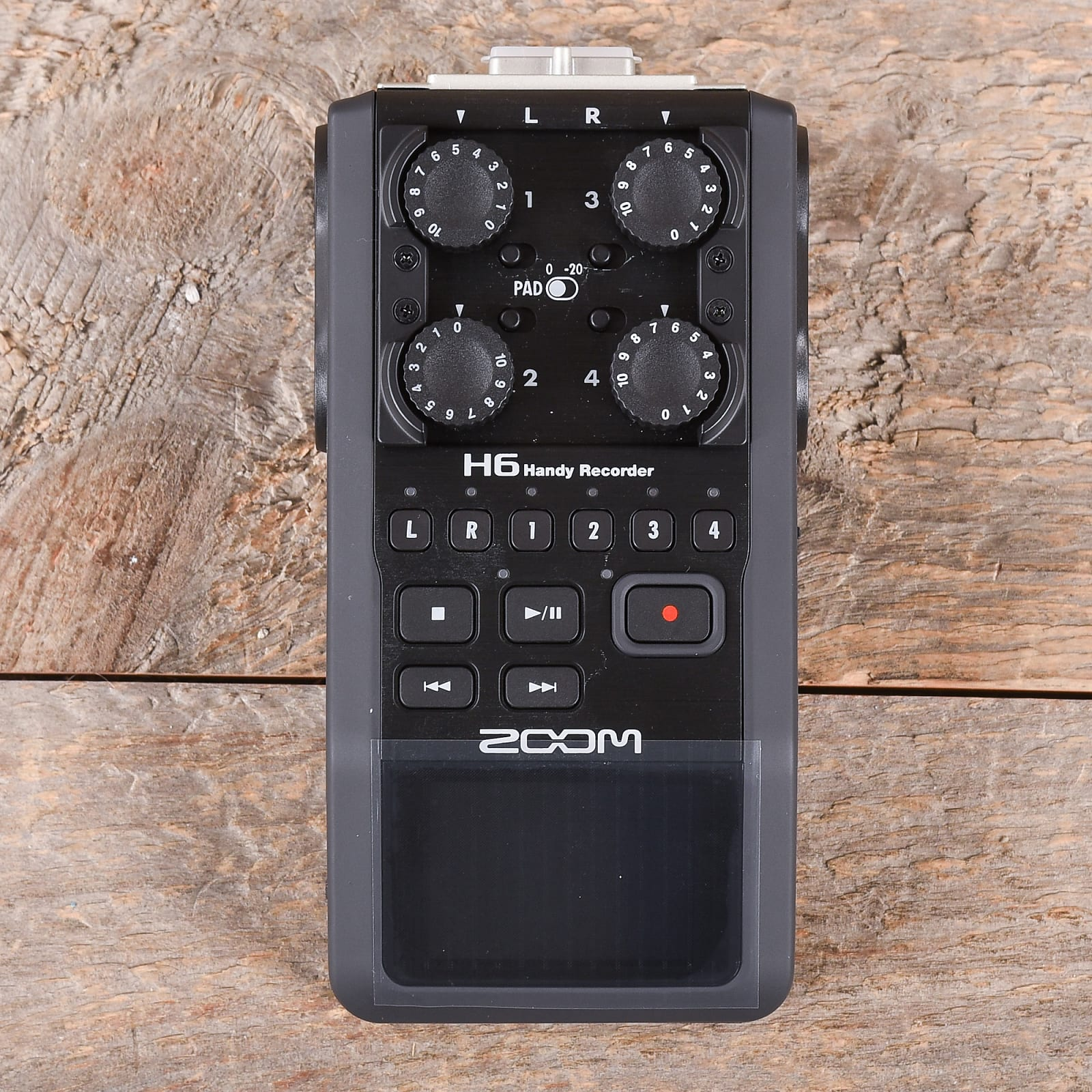 Zoom H6 Recorder Zoom H6 Handy Recorder Used