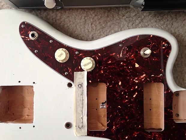 Emerson Custom Jazzmaster Prewired 500K Wiring Harness Reverb