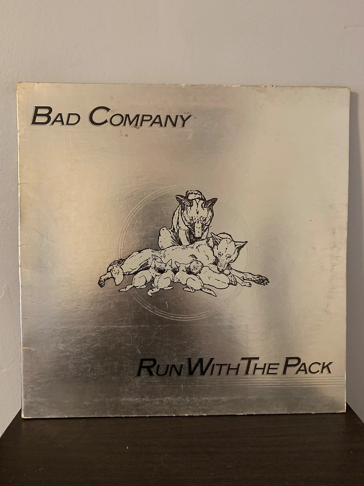 Vinylboden Bad Bad Company 3 Run With The Pack Vinyl