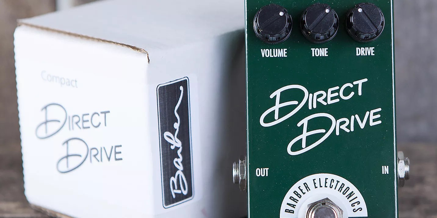 Barber Direct Drive Compact Vs Gain Changer Barber Direct Drive Compact Overdrive