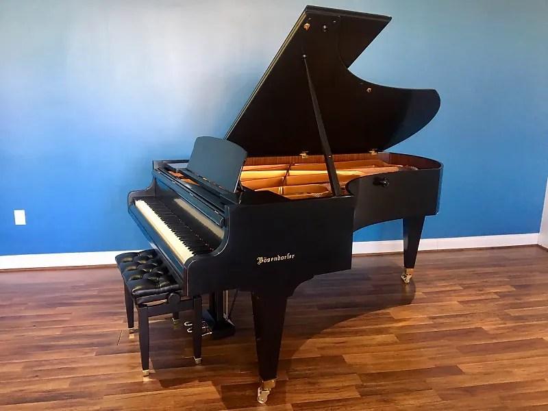 7\u00274 Bosendorfer 225 Semi-Concert Grand Piano Reverb