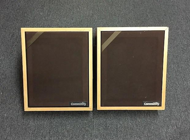 Community Csx 28m Stage Floor Monitor Speaker Csv 28m