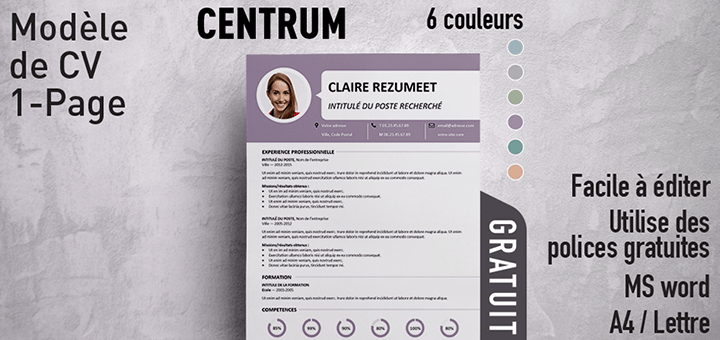 linkedin modele cv it