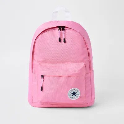 Rosa Rucksack Girls Pink Converse Backpack