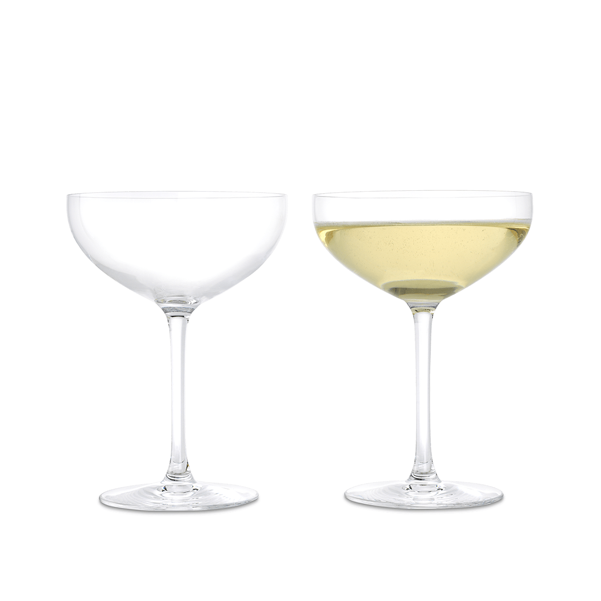 Champagner Glas Premium Set Of Two Champagne Glasses