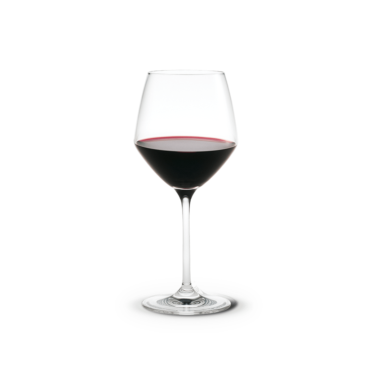 Big Red Wine Glasses Perfection Red Wine Glass 35 Cl Gift Box With 6 Glasses