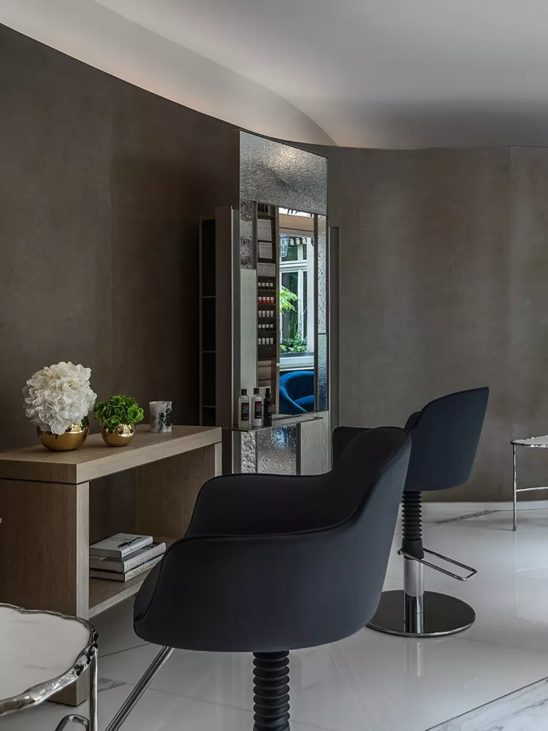 Hair Salon By David Lucas Paris Hair Salon Hôtel De Crillon