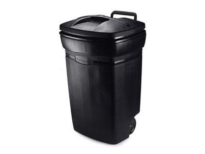 45 Gal Wheeled Trash Can Rubbermaid