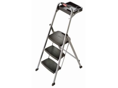 3 Step Rubbermaid Project Ladder Discontinued Rubbermaid