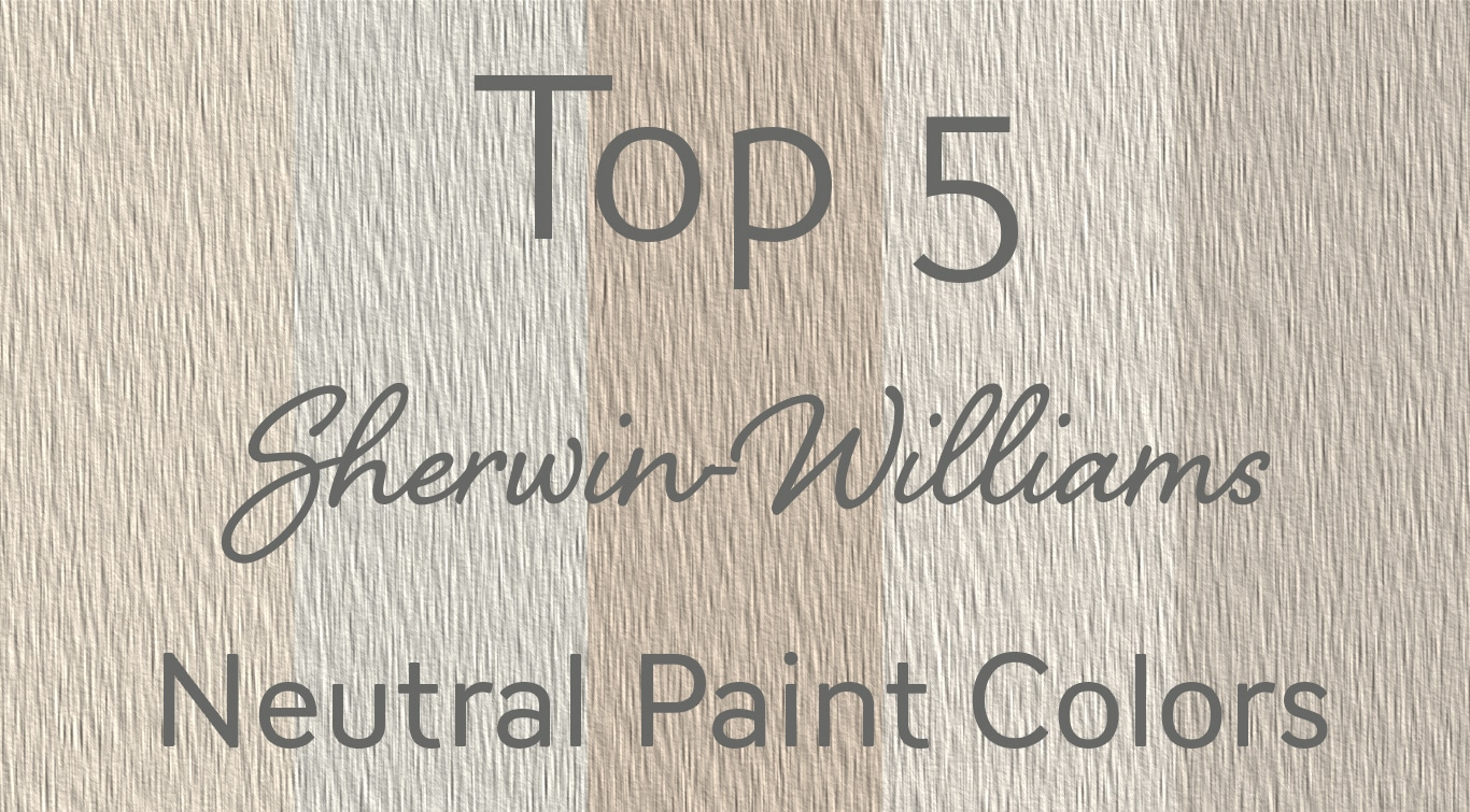 Sherwin-williams Countertop Paint My Top 5 Sherwin Williams Neutral Paint Colors And Why I Specify Them