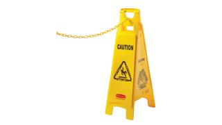 20 In Barrier Chain For Use With Floor Cones Yellow