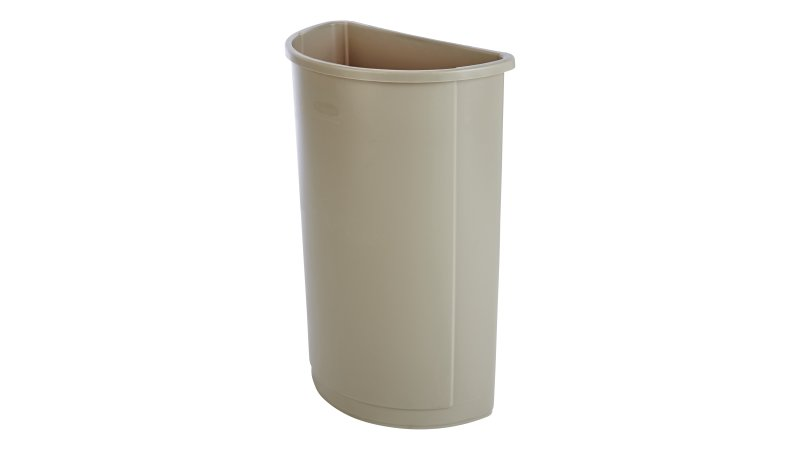 Untouchabler Half Round Containers Rubbermaid Commercial