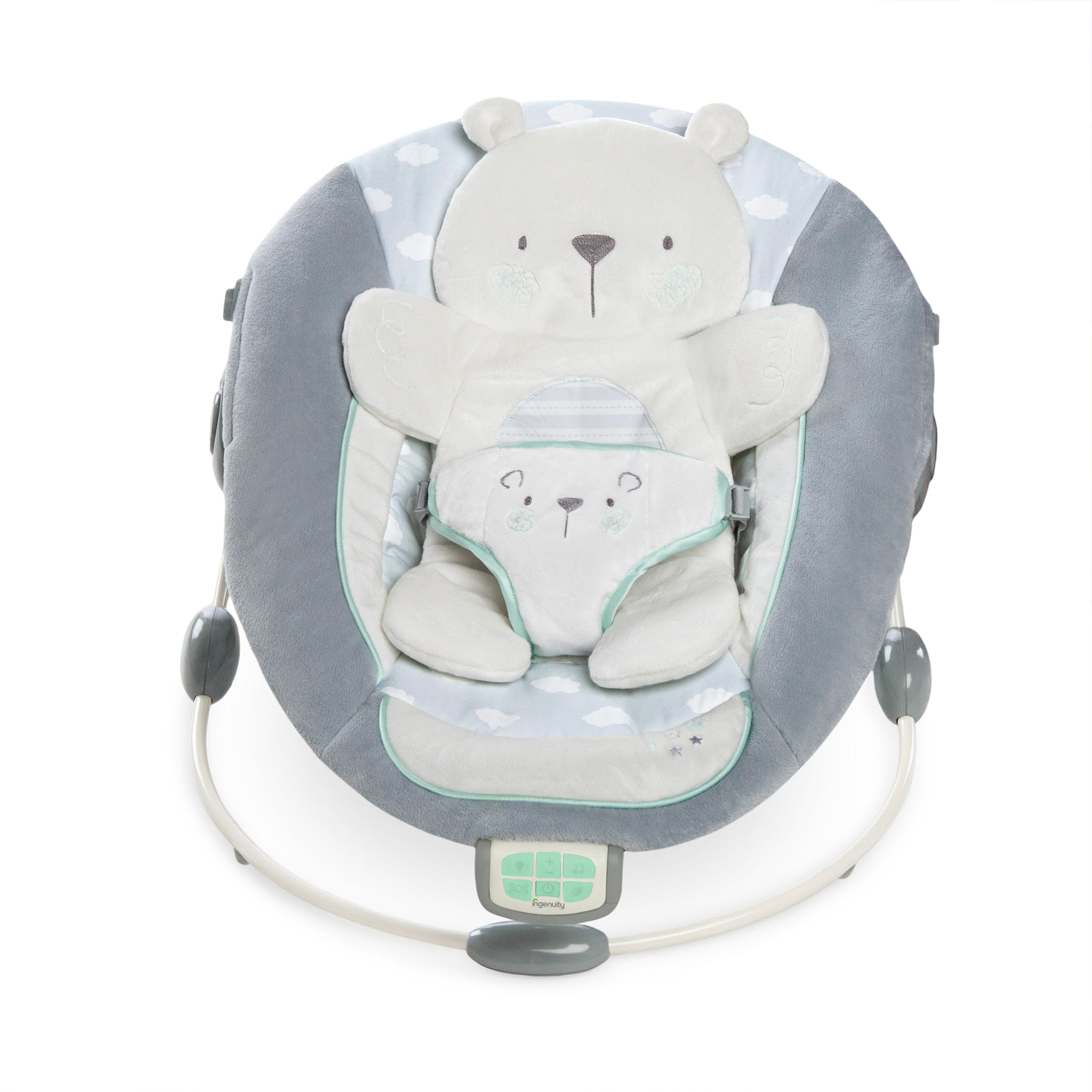 Rocking Chair Baby Bunting Inlighten Bouncer Twinkle Twinkle Teddy Bear